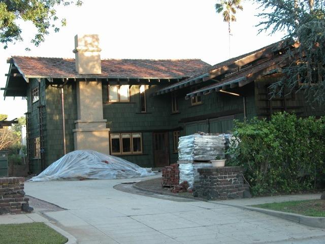 Craftsman Home Remodeling Pasadena Homes